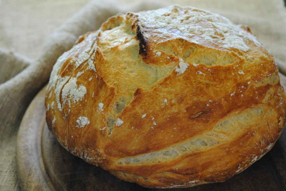 the roquefort and almond sourdough