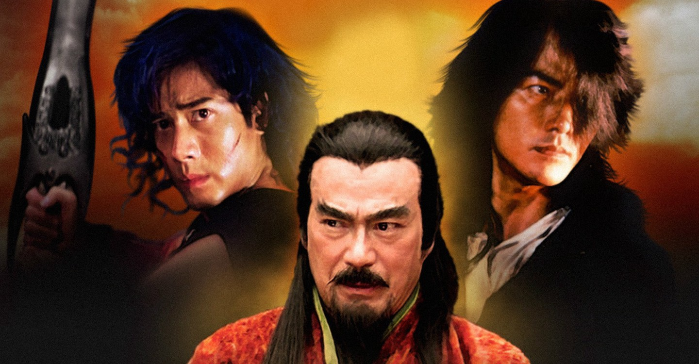the storm riders nie feng penjejak awan angin