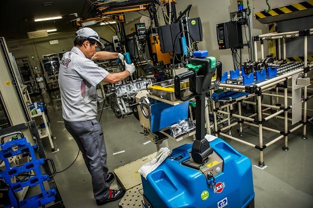 the takumi bertanggungjawab dalam penghasilan enjin nissan gtr