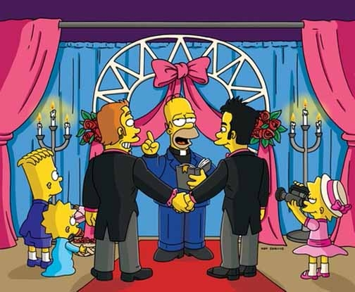 there s something about marrying episod simpson