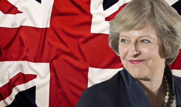 theresa may perdana menteri united kingdom