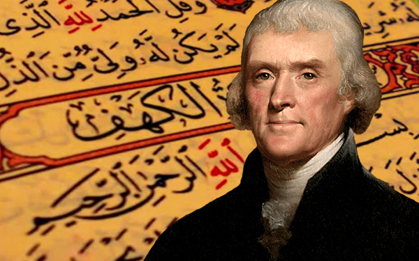 thomas jefferson amerika dan al quran