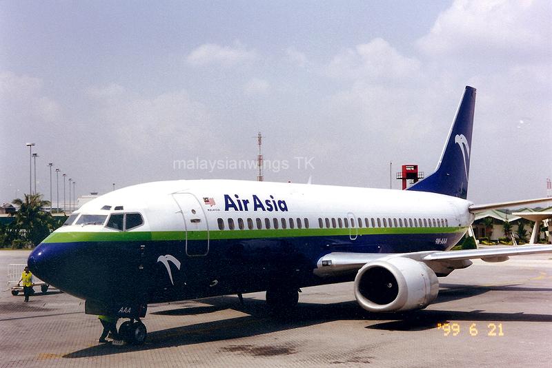 tiada pengalaman dalam industri penerbangan airasia ketika permulaan