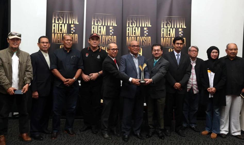 tiada pengumuman awal top 5 festival filem malaysia ke 29