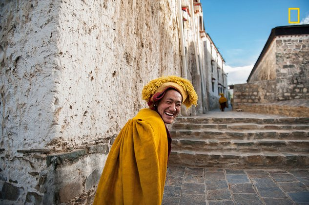 tibetan s soul smile