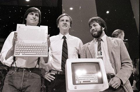 tiga pengasas sebenar apple