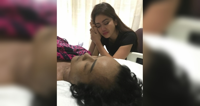 tiga tahun bertarung nyawa julia perez akhirnya meninggal dunia 1