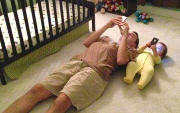tips bapa rapat dengan anak