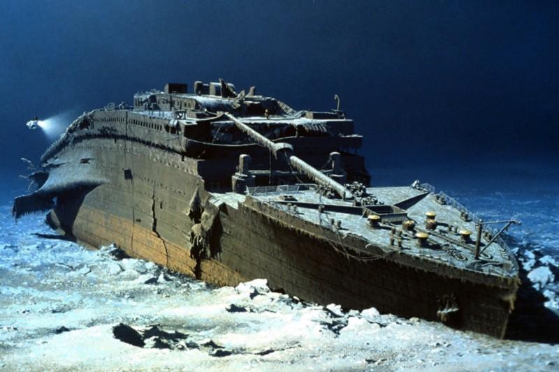 titanic karam