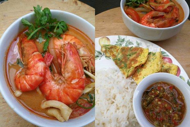 tom yam udang asli selatan thai