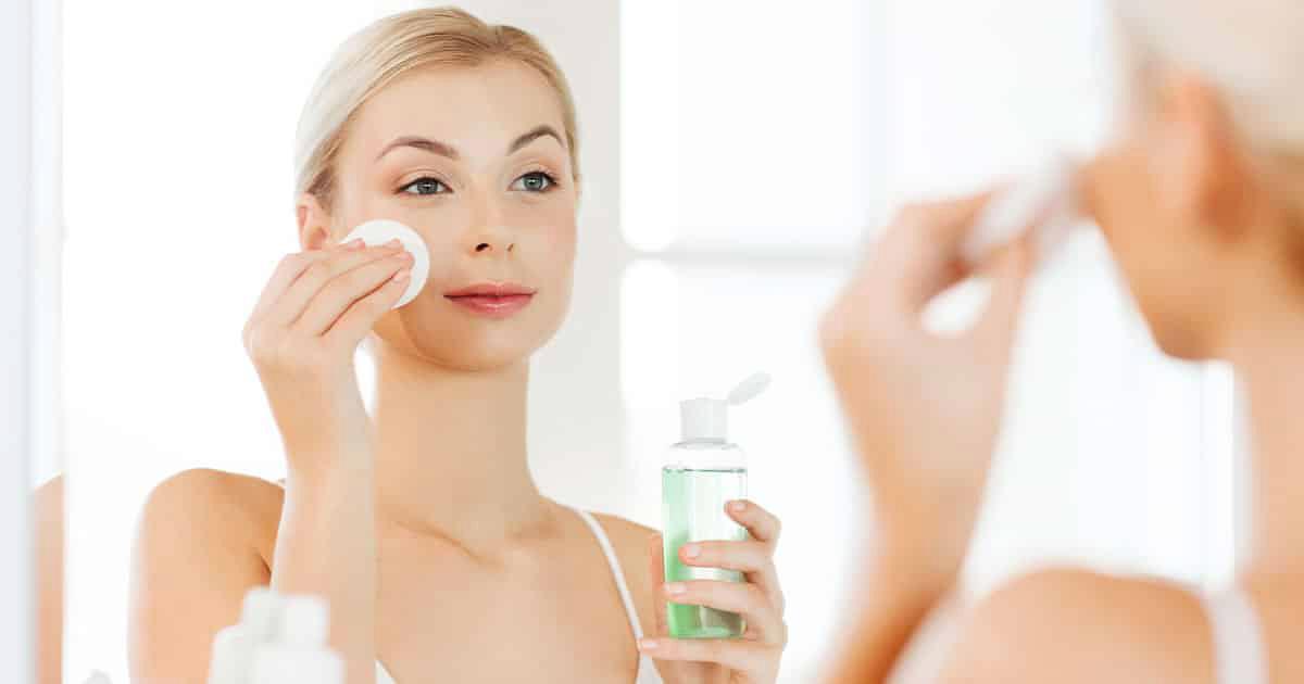 toner muka 10 produk kecantikan yang membazir