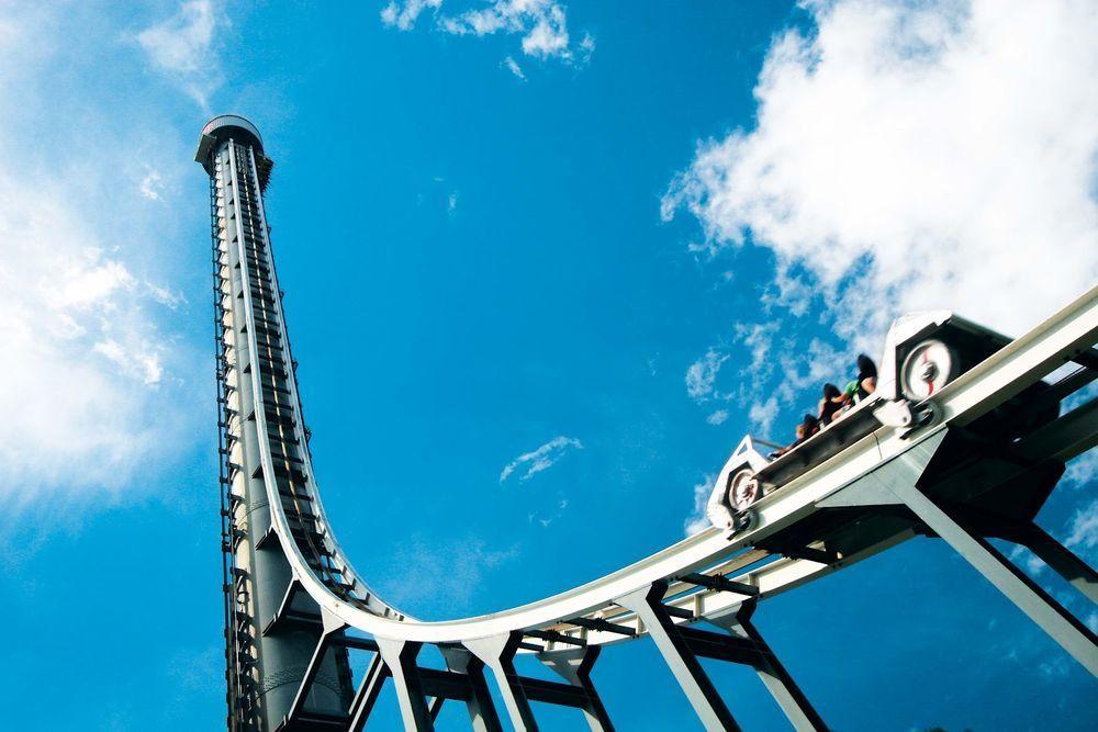 tower of terror ii australia