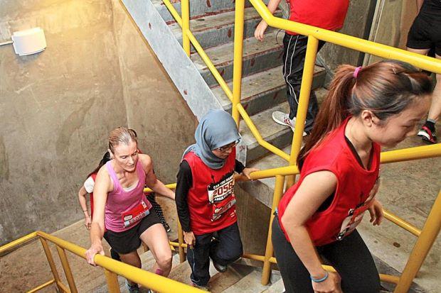 towerthon running malaysia