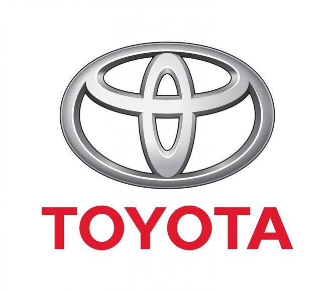 toyota logo terkenal dengan maksud tersembunyi