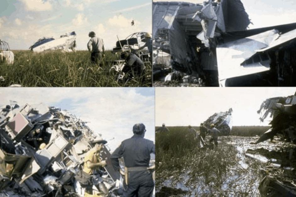 tragedi kapal terbang