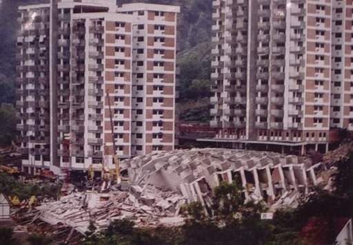tragedi runtuhan highland towers 1993