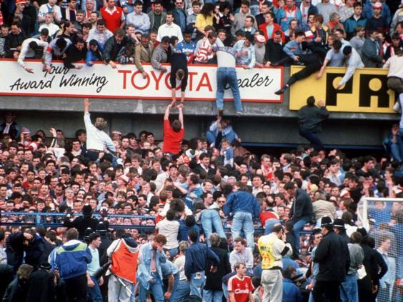 tragedi stadium runtuh mati