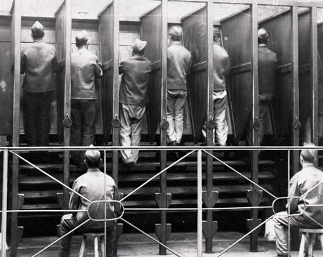 treadmill di penjara