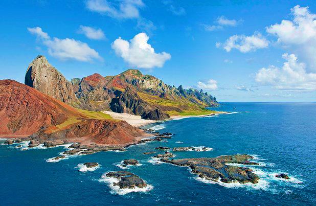 trindade island brazil pulau terpencil dunia 408