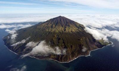 tristan da cunha antara pulau terpencil di dunia
