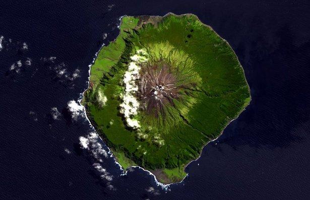 tristan da cunha pulau paling terasing terpencil di dunia