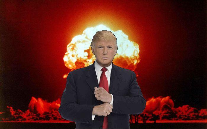 trump donald nuklear amerika syarikat