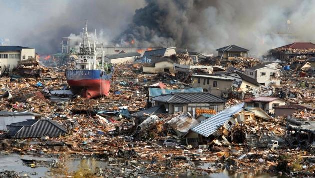 tsunami paling buruk teruk dalam sejarah rekod dunia gempa bumi