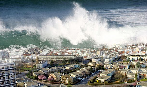 tsunami sumatera