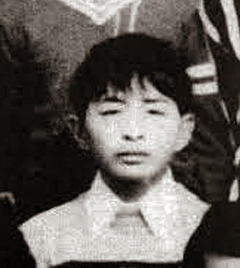 tsutomu semasa kecil