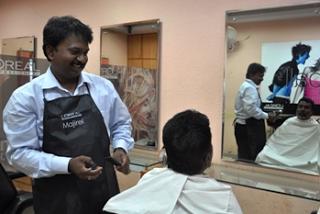tukang gunting ramesh babu
