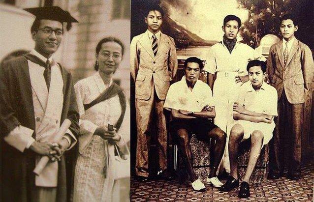 tun mahathir belajar di king edward ii college of medicine singapore nus