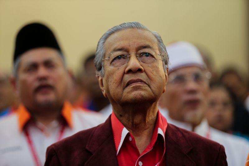 tun mahathir sejarah ringkas perdana menteri malaysia ketujuh 08
