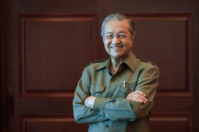 tun mahathir sejarah ringkas perdana menteri malaysia ketujuh