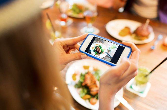 tuntutan hak cipta terhadap gambar makanan yang diambil di jerman