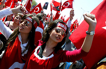 turki negara sekular