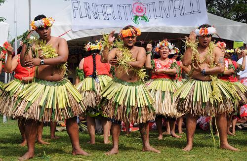 tuvalu 10 negara dengan penduduk paling rendah di dunia