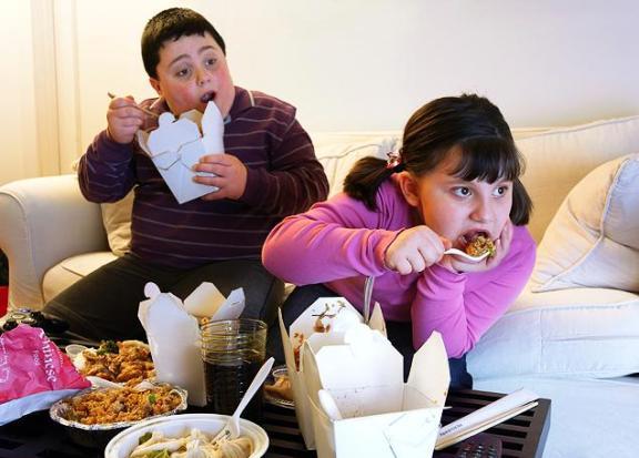 ubah tabiat pemakanan anak anda dari rumah