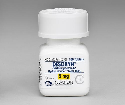 ubat desoxyn