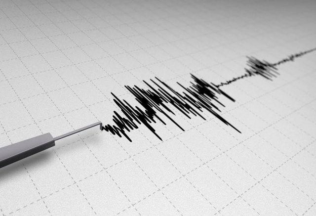 ukuran magnitud seismometer richter skala