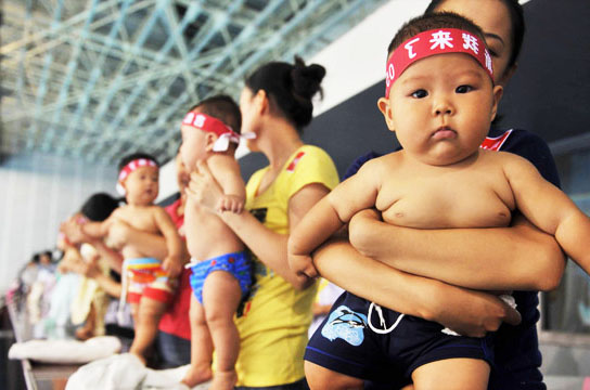 undang undang satu anak di china