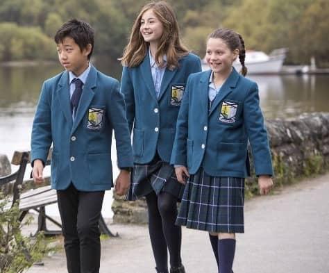 uniform pelajar di uk