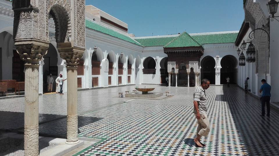 universiti tertua dunia al qarawiyyin diasaskan oleh seorang wanita islam