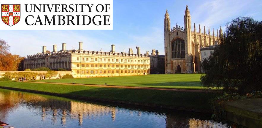 university of cambridge dengan logo 477