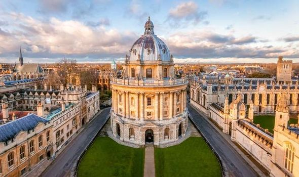 university of oxford 344