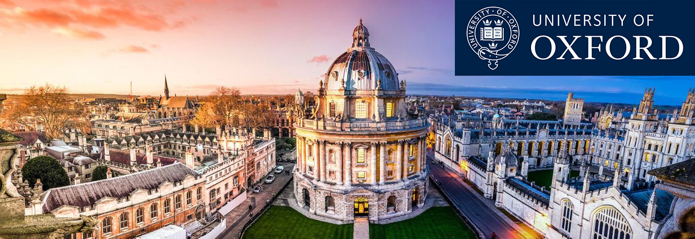 university of oxford dengan logo 611