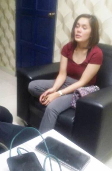 uqasha senrose dakwa disabotaj isu dadah ini jawab pihak polis 2