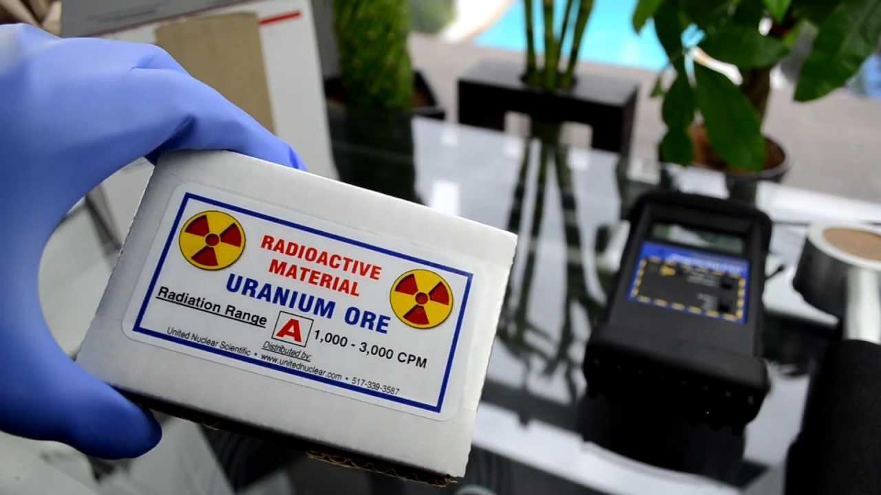 uranium di jual secara online