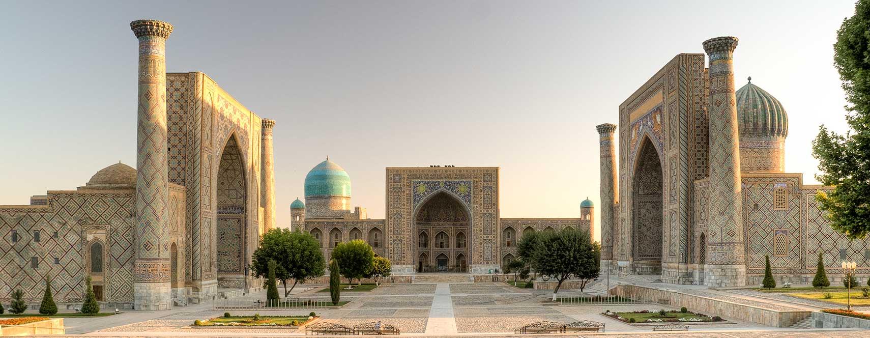 uzbekistan antara negara sukar untuk dilawati