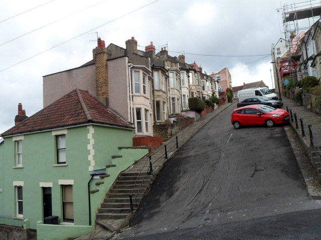 vale street jalan paling curam di dunia