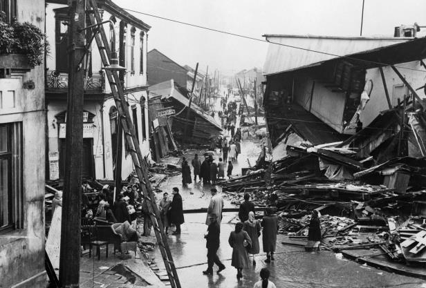 valvidia earthquake